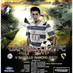 watch live video Saltillo Visits Oxford FC on Nov 22nd for indoor arena soccer