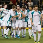 Mustangs face Ambush in MASL live soccer action Nov 15th