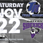 watch live streaming video Tulsa hosts the Dallas Sidekicks on Nov 22nd for arena soccer at 7:05pm