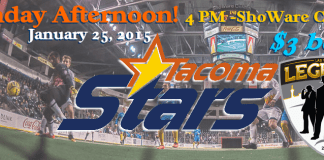 MASL: Las Vegas Legends at Tacoma Stars
