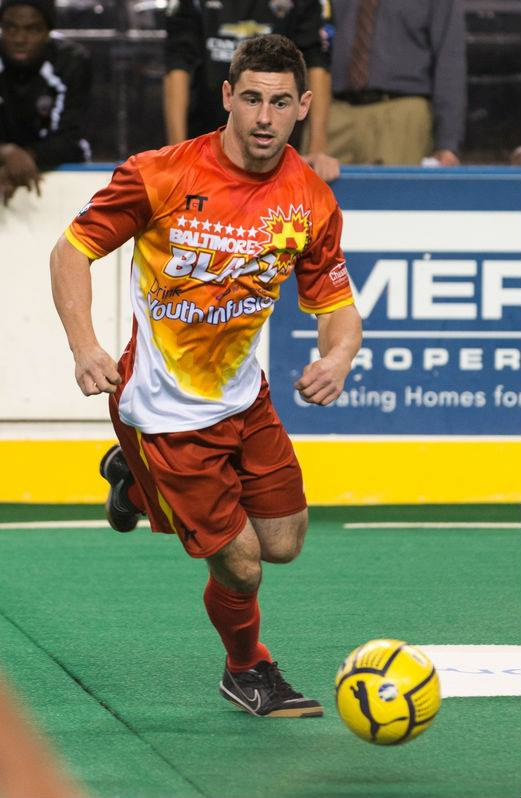 Roku featured game: Rochester Lancers at Baltimore Blast Jan 24th