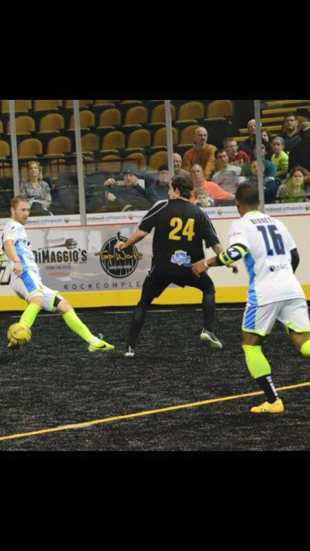 MASL Jan 17th: Baltimore Blast at Detroit Waza
