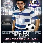 Monterrey Flash at Oxford FC indoor soccer watch live soccer