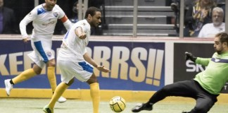 Sacramento at San Diego in MASL action Jan 3rd