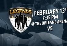 San Diego at Las Vegas Legends 7:35pm ET live video webcast