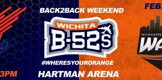 MASL today: Missouri Comets at Wichita B52s at 3pm Feb 8th live video webcast