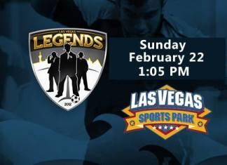 Sacramento Surge at Las Vegas Legends