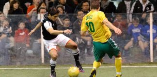 Arena soccer tonight: Chicago Mustangs at Detroit Waza 7:05 pm ET
