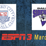 MASL Playoffs on ESPN3: Oxford FC Texas at Dallas Sidekicks March 1st 2pm CST