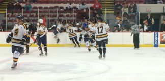 Hockeytime: Detroit Red Wings-Flint Generals alumni game at Perani Arena live webstream Feb 20th