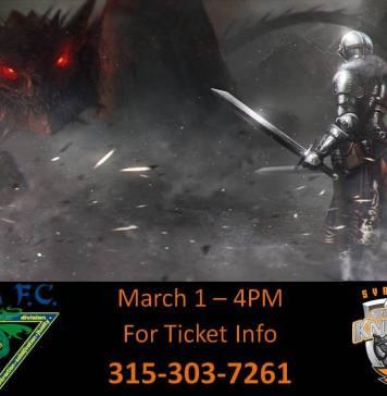 Detroit Waza at Syracuse Silver Knights