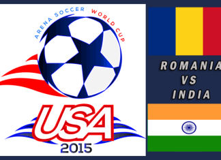 World Cup 2015: Romania vs India Mar 21st 7pm CT WATCH live streaming video