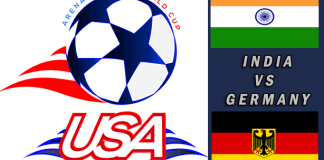 World Cup 2015: India vs Germany Mar 22nd 2pm CT WATCH LIVE STREAMING VIDEO