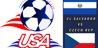 World Cup 2015: El Salvador vs Czech Republic Mar 23rd 5:30pm PT