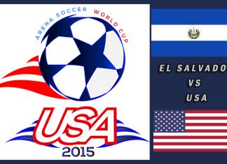 World Cup 2015: El Salvador vs USA Mar 24th 7:30pm PT
