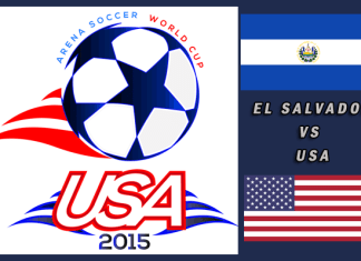 World Cup 2015: El Salvador vs USA Mar 24th 7:30pm PT