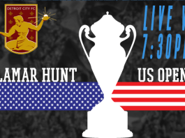 U.S. Open Cup webcast: Michigan Bucks host Detroit City FC May 13th 7:30pm EDT