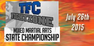 TFC Fightzone mixed martial arts championship video video stream