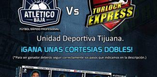 MASL arena soccer: Turlock Express at Atletico Baja Dec 20th