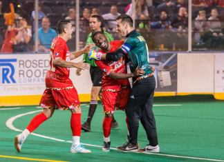 MASL San Diego Sockers at Baltimore Blast Dec 4th 7:35 pm ET