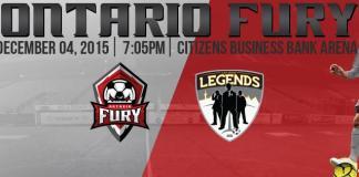MASL West: Las Vegas at Ontario Fury 7:05 pm PT on Dec 4th