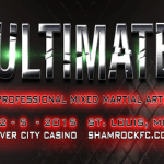 Shamrock FC Ultimate fights Dec 5th live Pay Per View webcast Our events are located at the beautiful Lumiere Place Casino in St. Louis, the River City Casinos in St. Louis, and the Ameristar Casino in Kansas City.