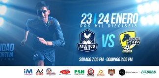 MASL: Saltillo Rancho Seco at Atletico Baja Jan 23rd 2016