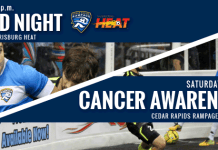 watch live video streaming soccer SSK at Cedar Rapids in MASL action Jan 16th