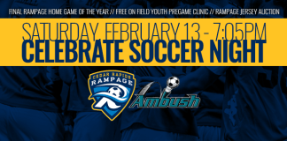 Central Div MASL: St Louis Ambush at Cedar Rapids Feb 13th 2016