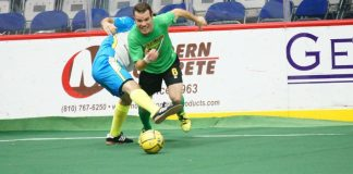 MASL: Chicago Mustangs at Detroit Feb 28th 2016 3:05pm ET