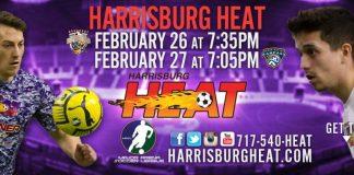 Syracuse at Harrisburg Heat Fri, Feb 26th 7:35pm ET