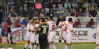 MASL Playoffs: Missouri Comets at Baltimore Blast, Mar 29th, 7:05 pm ET