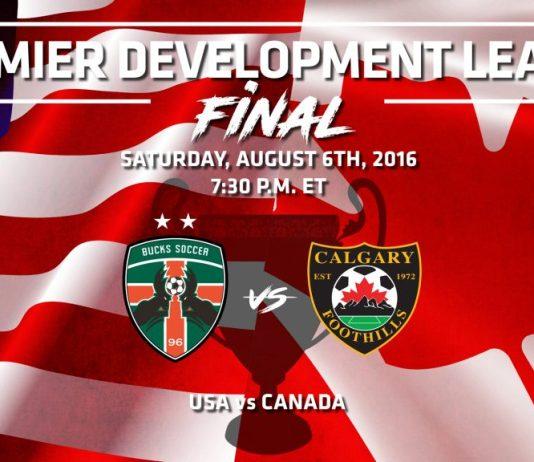 2016 PDL Soccer Finals - Michigan Bucks vs Calgary Foothills FC watch on Go Live Sports Cast