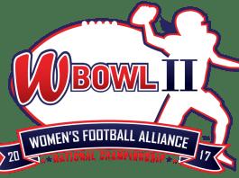 Womens Football League W Bowl 2
