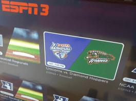 USPBL on ESPN
