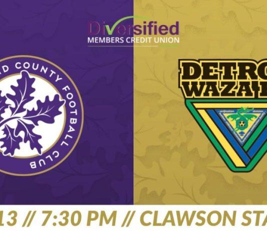 LIVE: UPSL Oakland County FC hosts Waza FC June 13th, 7:30pm Eastern