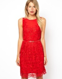 Oasis Lace Dress