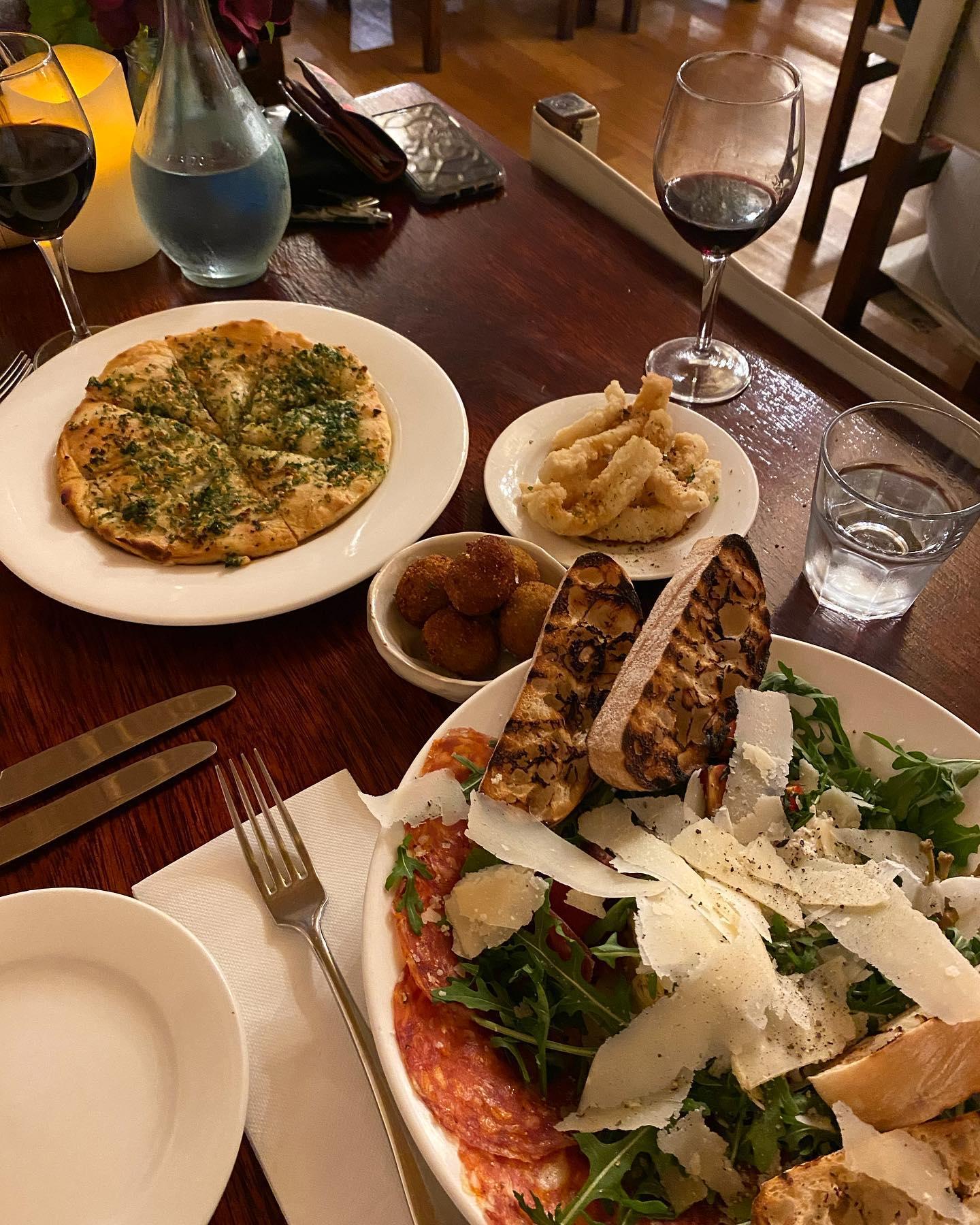 Pacino's Restaurant Rockhampton