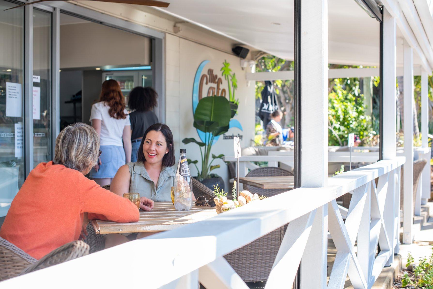 The Cafe At Horseshoe Bay Bowen