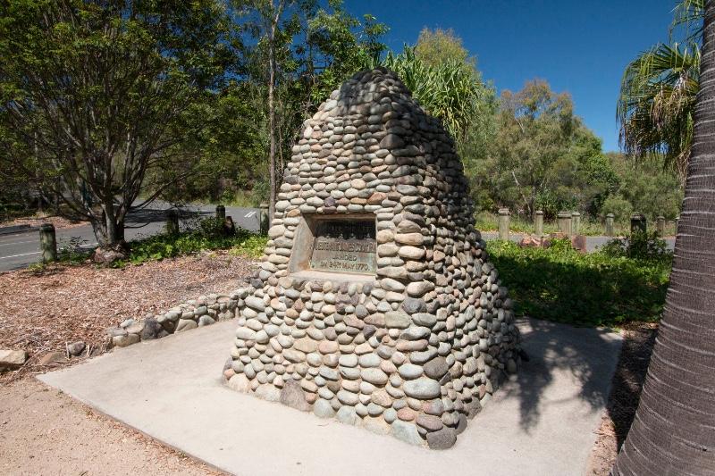 Captain Cook Monument