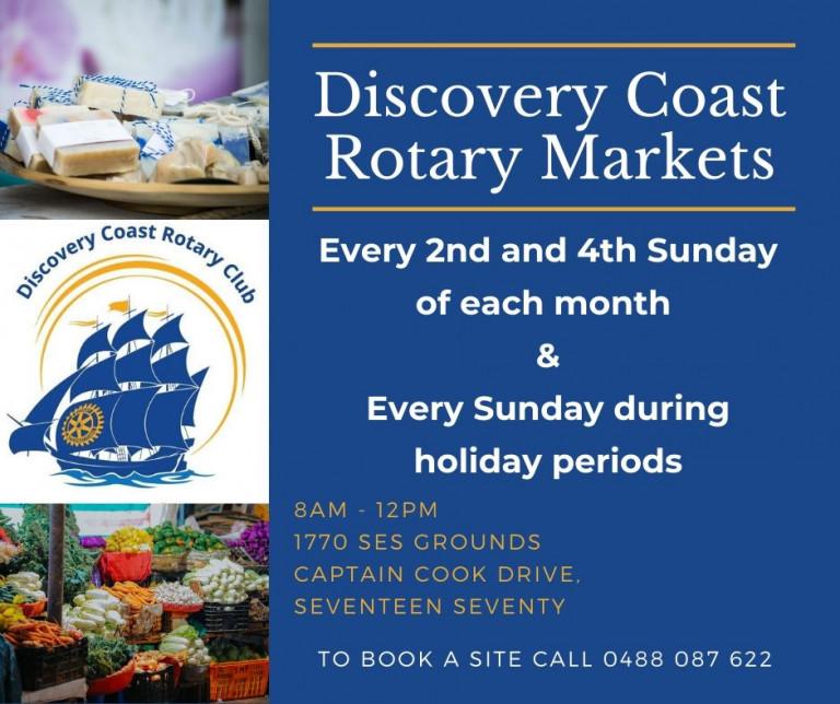 Discovery Coast Markets