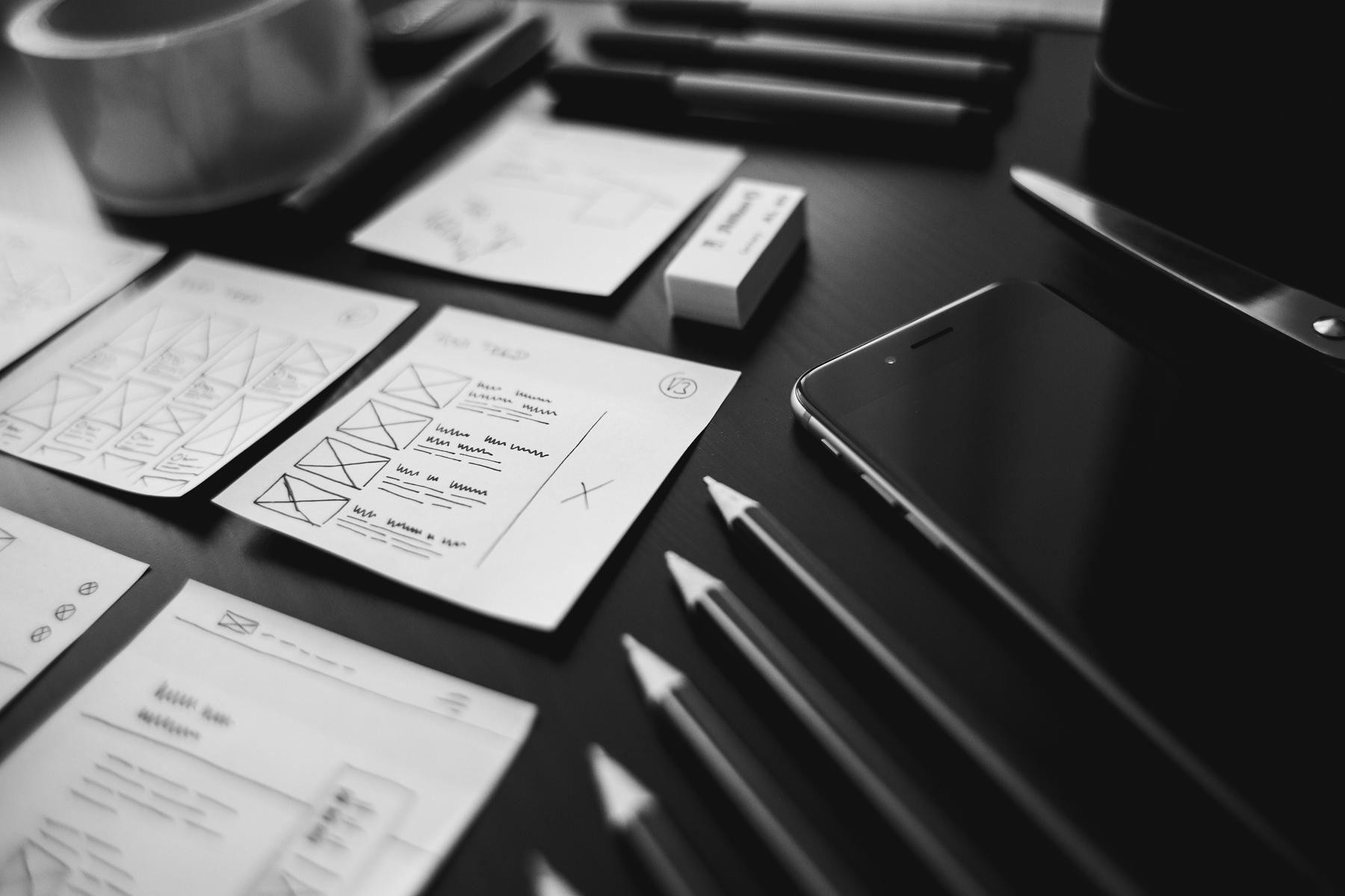 design layout props