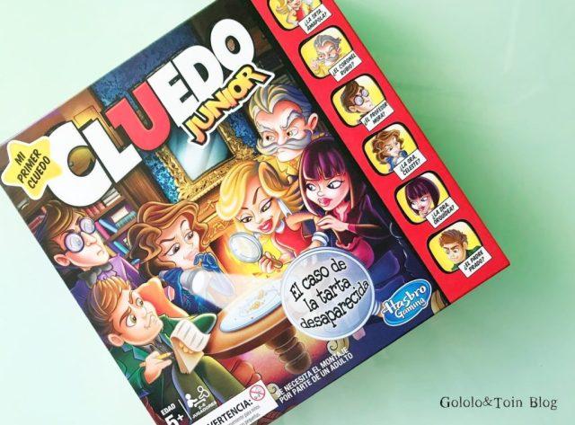 cómo jugar a Cluedo junior