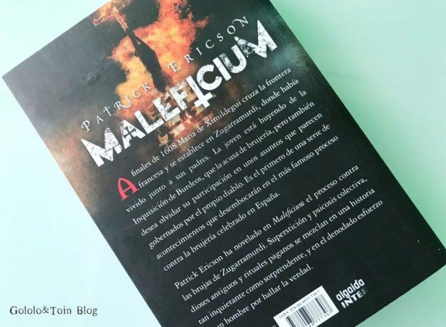 Maleficium novela