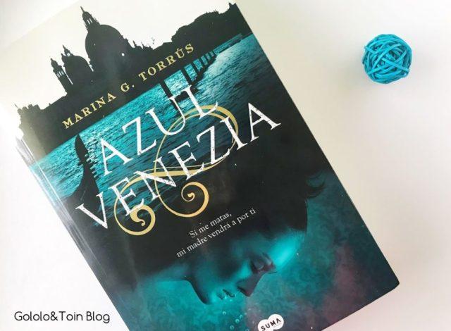 reseña Thriller Azul Venecia
