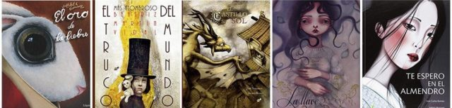 Los mejores albumes ilustrados pra regalar el Dia del libro