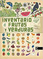 Inventario de frutas y verduras Kalandraka