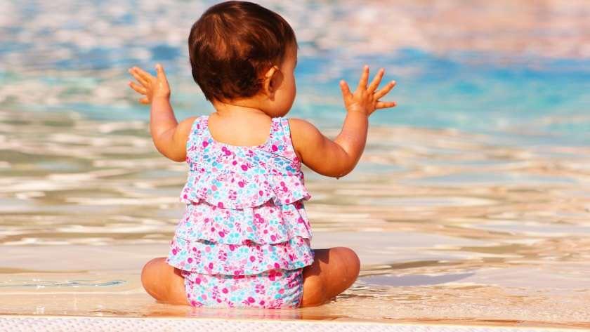 Proteger la piel de los pequeños tras el sol
