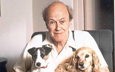 Roald Dahl, chocolate y muchos cuentos