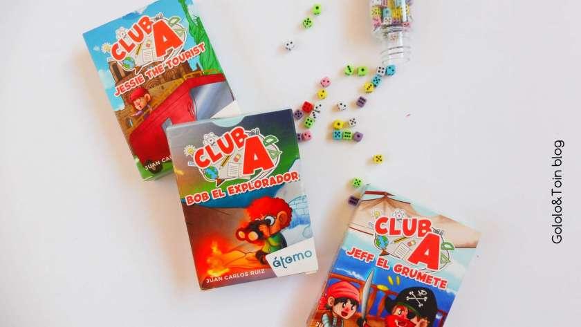 Club A ¡repasamos jugando!